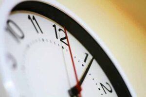 Newsletter Öffnungsraten (Zeiten)