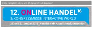 12. Online-Handel & Kongressmesse Interactive World
