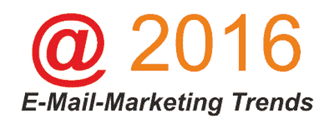E-Mail-Marketing Trends 2016