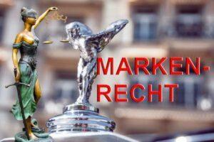 Markenrecht - Markenanmeldung