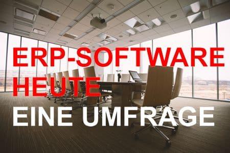 ERP-Software-Umfrage