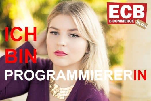 Junge Frauen IT und Programmieren
