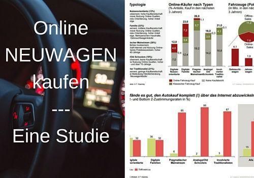 Neuwagen online kaufen