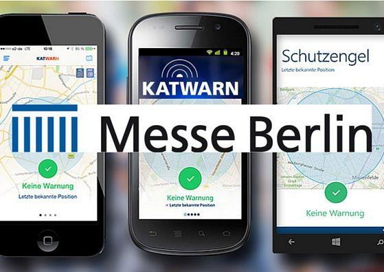 Messe Berlin katwarn