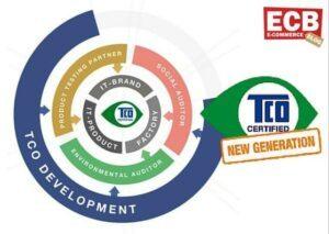 TCO Zertifikat der neusten Generation
