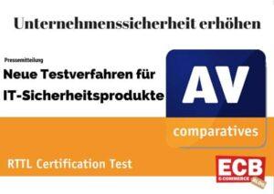 Testverfahren für IT Sicherheitsprodukte