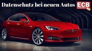 Datenschutz in der Automobilindustrie