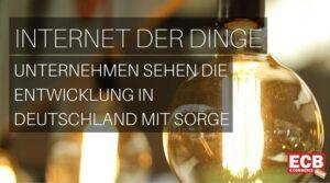 IOT Entwicklung in Deutschland