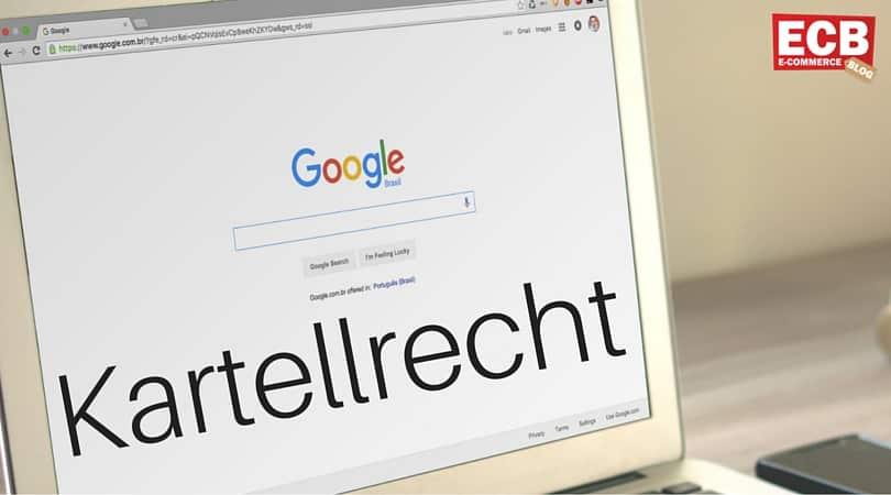 Google gegen EUKommission: Kartellrecht