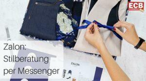 Zalon Messenger als Stilberater