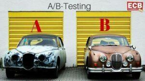 A/B-Testing für bessere Conversion-Rates