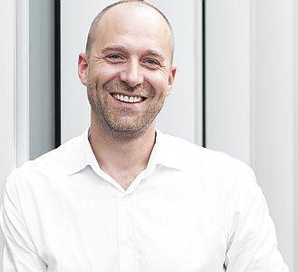 Hannes Streek, CEO bei Fiege