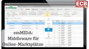 emMida: Middleware für Online Marktplätze und Händler