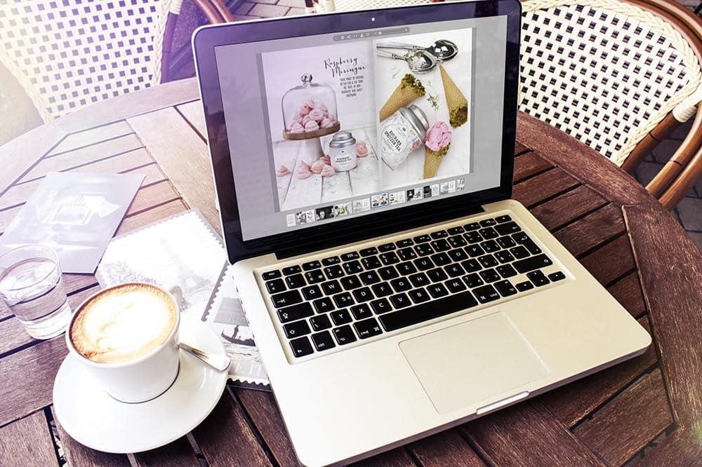 Online Katalog für kleinere E-Commerce-Unternehmen