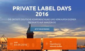 Private Label Days Hamburg