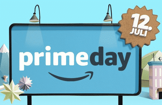 Prime Day von Amazon