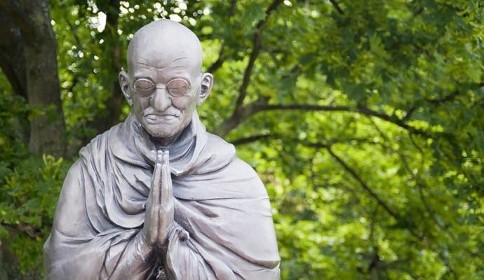 Kundentyp Mahatma Gandhi