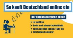 E-Commerce Kaufverhalten Deutschland
