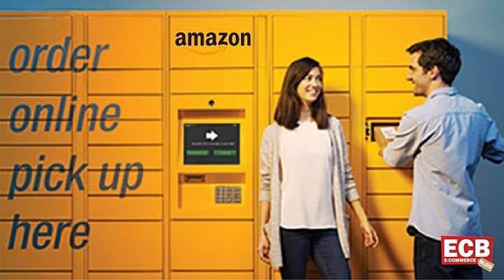 Amazon Locker: Packstation jetzt bei Shell