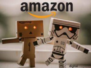 Amazon Haushaltsroboter