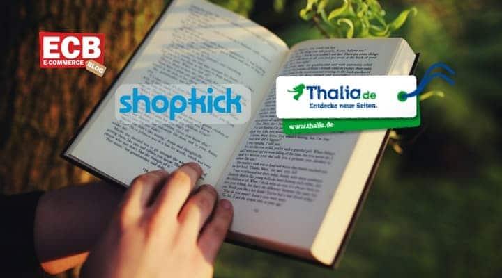 Kooperation zwischen Shopkick und Thalia