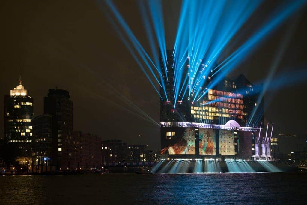 Elbphilharmonie in Hamburg - Sicherheitslücke im Onlineshop