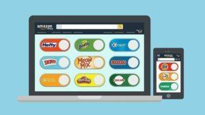 Amazon Dash Button nun auch virtuell