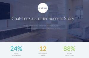 Chal-Tec Customer Success Story