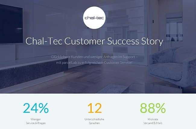 Chal-Tec Customer Success Story