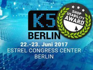 Shop Usability Award 2017
