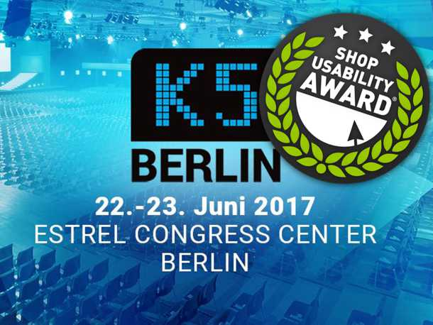 Shop Usability Award 2017