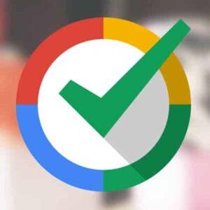 Google zertifzierter Händler Logo