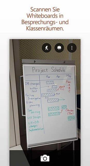 Flipcharts fotografieren und digitalisieren