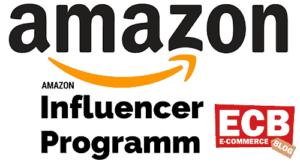 Amazon Influencer Programm