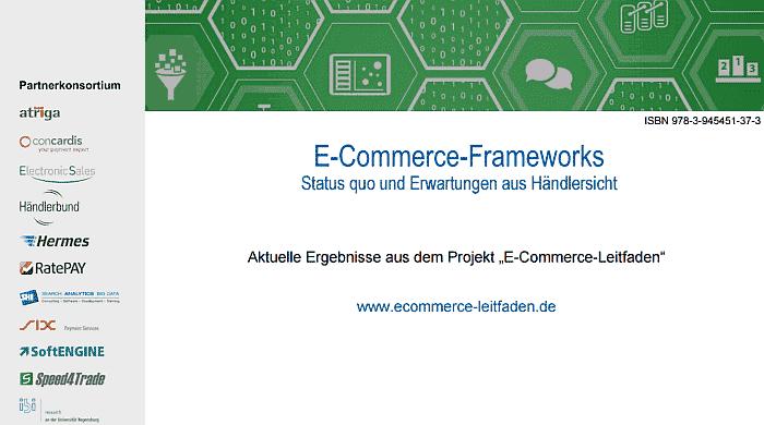 E-Commerce-Frameworks Status quo und Erwartungen aus Händlersicht