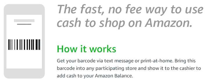 So funktioniert Amazon Cash