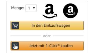 Amazon 1-Klick-Bestellung Patent