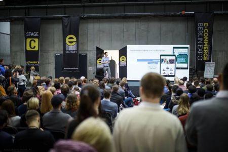 Publikum und Gäste auf der Berlin EXPO 2018