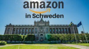 Amazon in Schweden