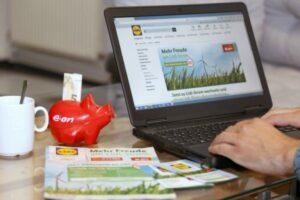 E-Commerce bei Lidl
