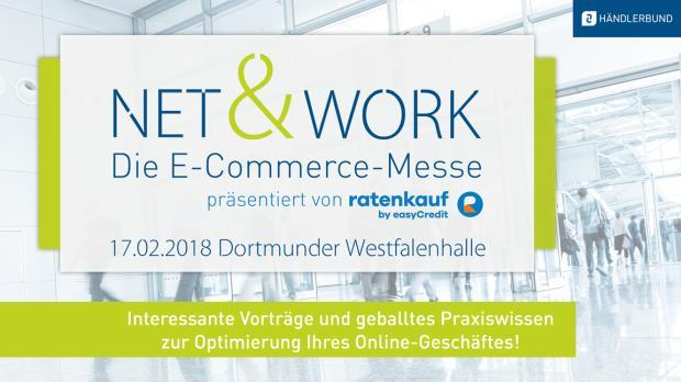 Net&Work - Händlerbund E-Commerce Messe