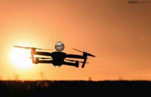 Amazon Drohne mit Selbstzerstörung