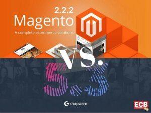 Die neuen Versionen von Magento und Shopware im Vergleich