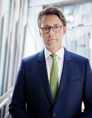 Minister für digitale Infrastruktur, Andreas Scheuer (CSU)
