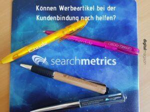 Kundenbindung durch Werbeartikel