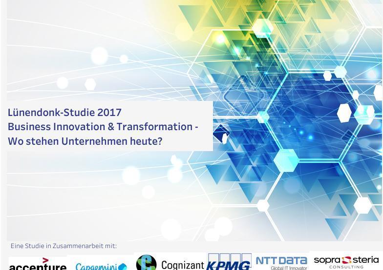 Wie sehen sich Großunternehmen und Konzerne bei der Entwicklung und Umsetzung von Digitalisierungsstrategien sowie bei der Vermarktung digitaler Geschäftsmodelle aufgestellt?