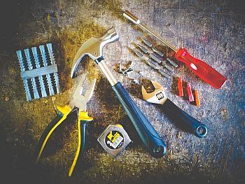 Werkzeugkastenprinzip