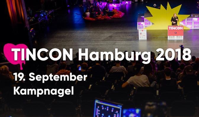 Tincon 2018 - Hamburg
