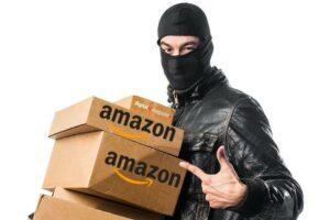 Paketdiebstahl bei Amazon