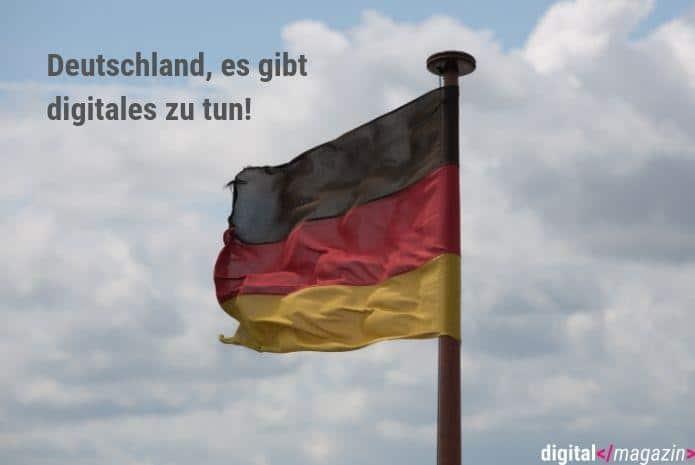 Eine Studie über digitale Vorreiter in Deutschland